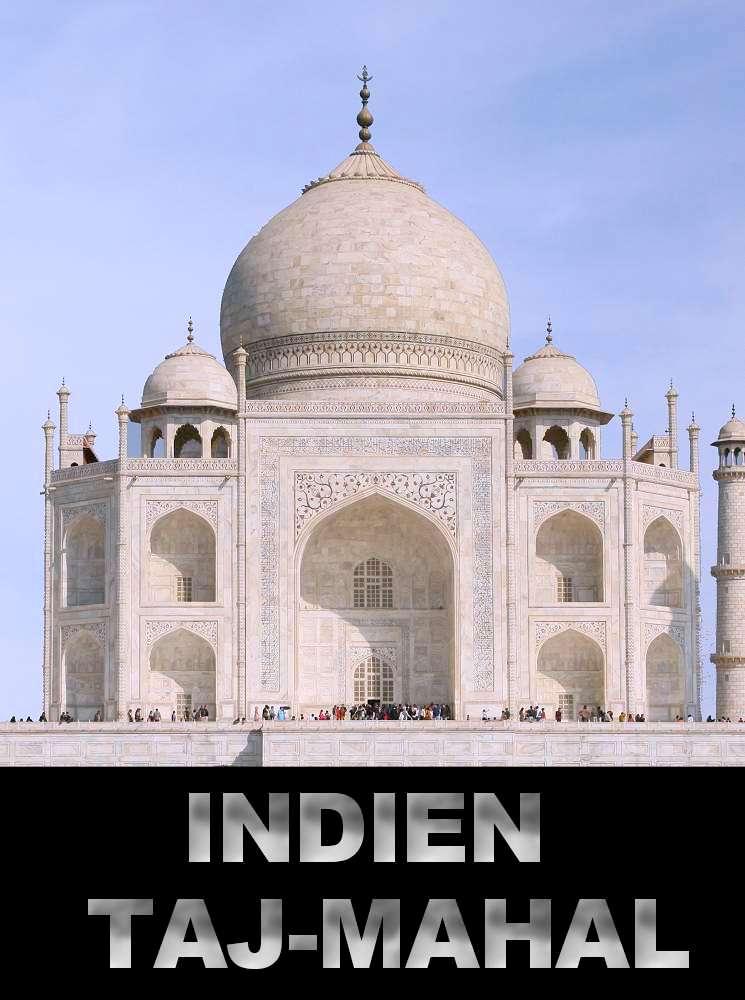 Foto: Rundreise Indien Taj-Mahal und Nepal