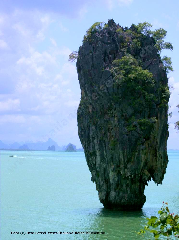 Foto: Phuket James Bond Felsen (Thailand)