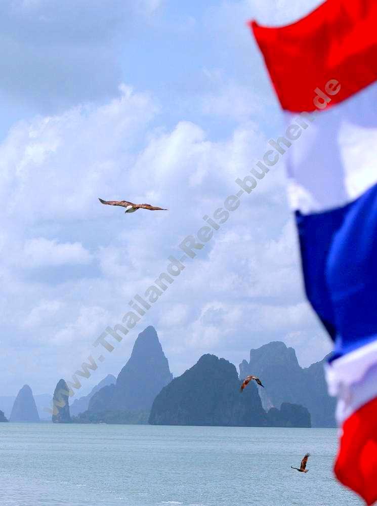 Thailand Reisespecial Segel Kreuzfahrten Phuket Krabi Phi
