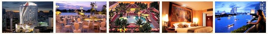 Thailand Hotelansichten