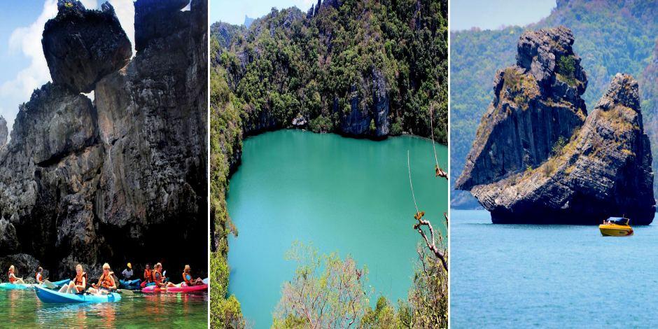 Foto: Thailand / Ang-Thong-Marinenationalpark