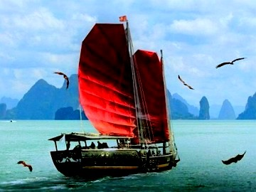 Foto: Thailand Reise Segelkreuzfahrt Andamanensee